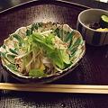 Photos: サラダ仕立て蕎麦
