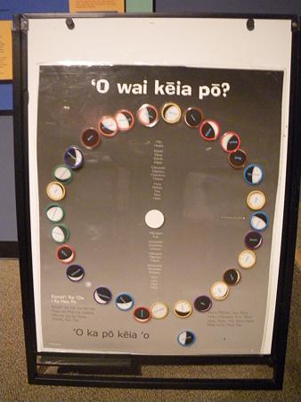ハワイアンムーンカレンダー