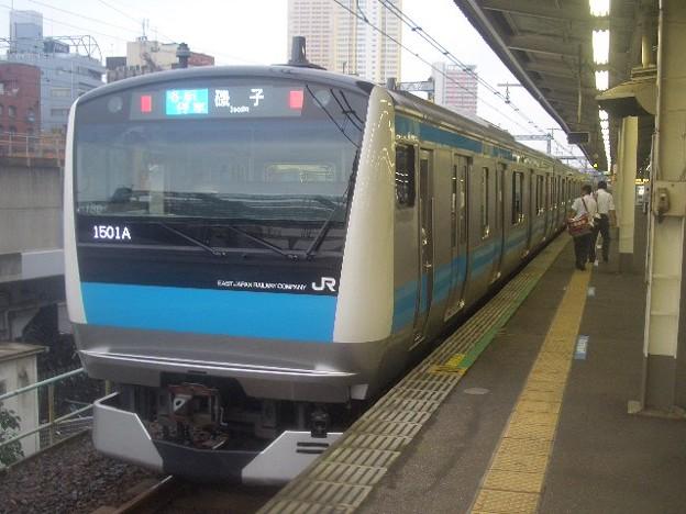 Photos: 京浜東北線 普通磯子行 CIMG2881