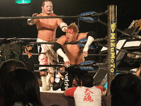 大日本プロレス 横浜文化体育館 20101219 (1)