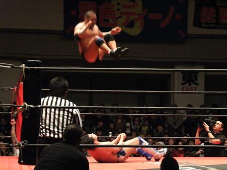 DDTプロレス 後楽園ホール 20110327 (4)