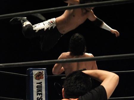 新日本プロレス BEST OF THE SUPER Jr.XVIII 〜Bring it on!〜 ディファ有明 20110528 (5)