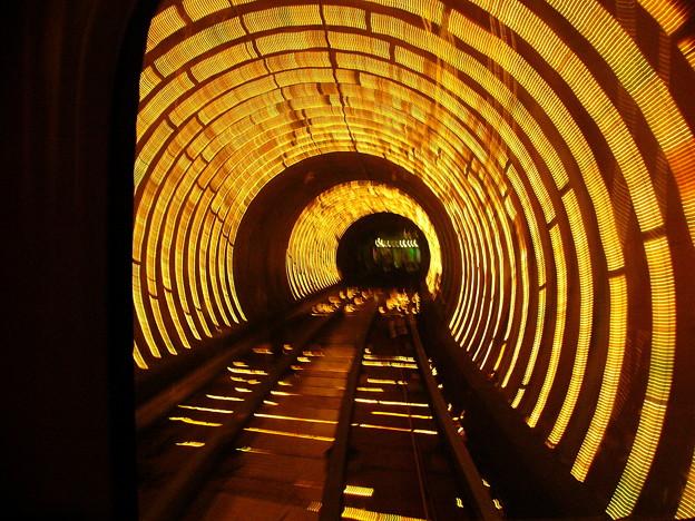 トンネル タイム