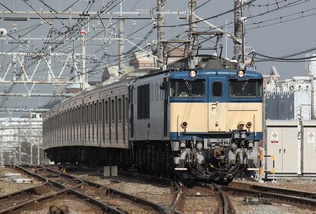 EF64-1031 ケヨ4中間車配給
