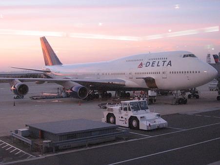 2010年ハワイ。初のデルタ航空で。(2010/06/16〜06/24)