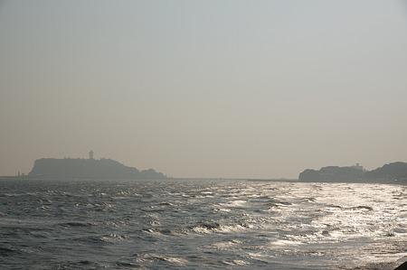 もやっと江ノ島