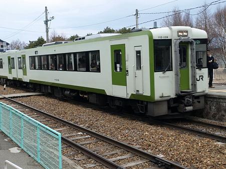 キハ110系(野辺山駅)4