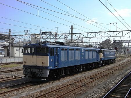 EF65-1103+EF64-36(八王子駅)8