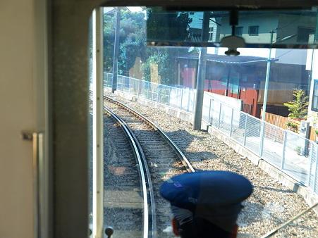 江ノ電車窓(鵠沼駅→湘南海岸公園)6
