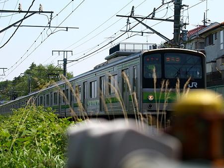 205系横浜線(成瀬界隈)1