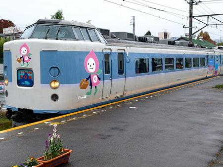 189系(富士吉田駅)6