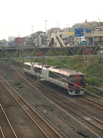 253系横須賀線(東神奈川)