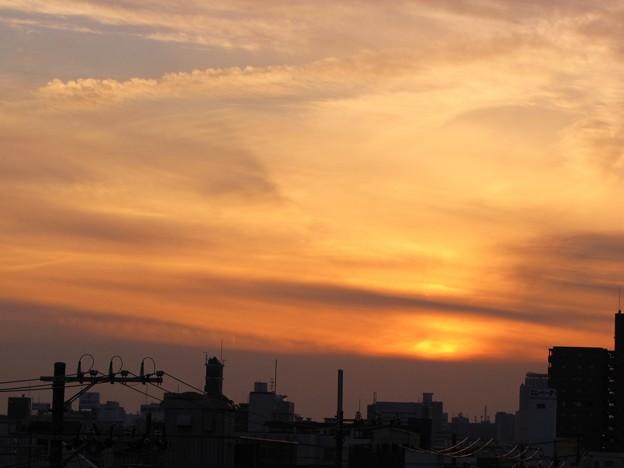 Photos: 夕焼け空~♪