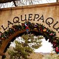 Photos: Sedona-Tlaquepaque entrance