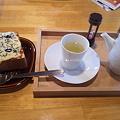 写真: パン喫茶ほやら。チーズセミ...