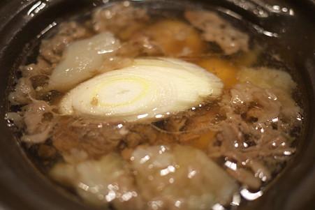 2010.10.25 肘折温泉 鍋物