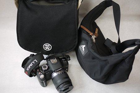 2011.01.19 部屋 旅カメラ 手持ち荷物