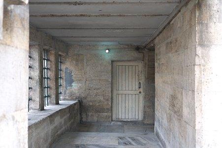 2011.01.28 トルコ イスタンブル リュステム・パシャ・モスク 階段踊場