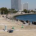 Photos: 2011.04.05 みなとみらい 臨港パーク 東日本大震災の爪跡