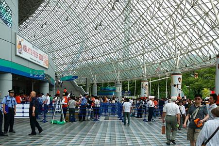 2011.07.18 水道橋 Tokyo Dome 待合せ場所