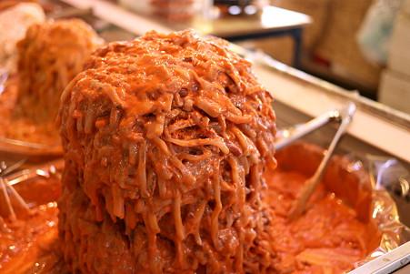2011.07.25 越後 寺泊魚の市場通り イカの塩辛