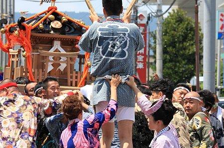 2011.08.07 富士 甲子祭 支え合い