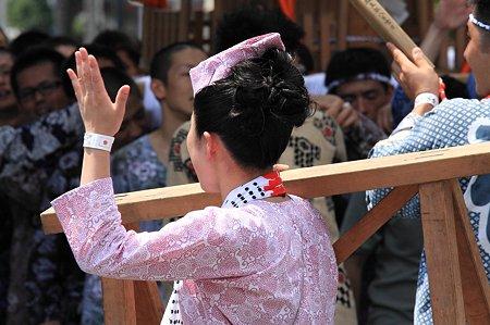 2011.08.07 富士 甲子祭 ワッショイ!