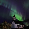 Photos: Church & Aurora