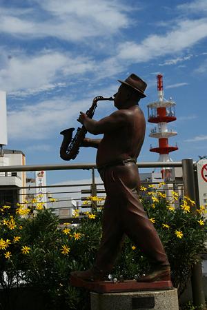 横須賀jazzの街!(111016)