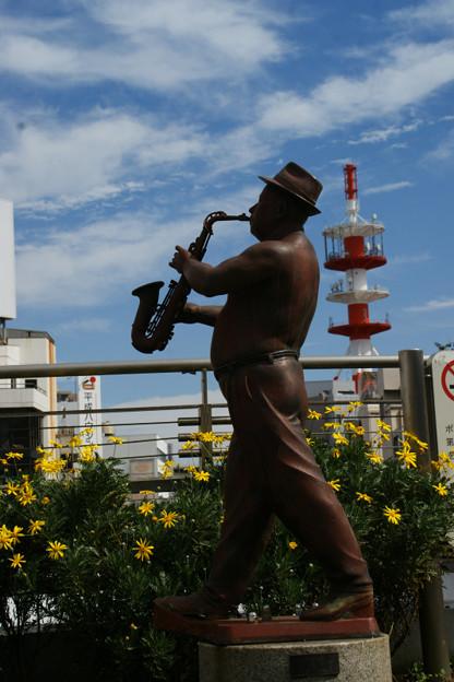 Photos: 横須賀jazzの街!(111016)