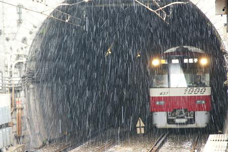 雪降る横浜!(110211)