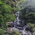 写真: 100521-16九州ロングツーリング・雌滝1