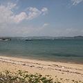写真: 110508-3向島での瀬戸内海2