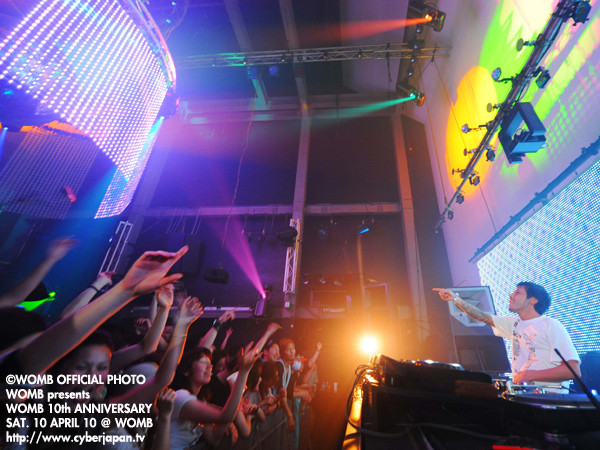 Photos: 100410 WOMB10th ANNIVERSARY PARTY @WOMB_15