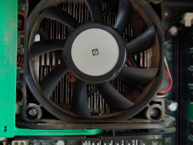 CPU ファン
