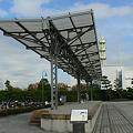 旧横浜港プラットホーム