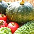 朝の新鮮・夏野菜