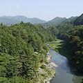 Photos: 多摩川上流なうなう。良い天気なことよ。
