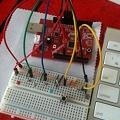 Photos: Arduino (Japanino) network lamp