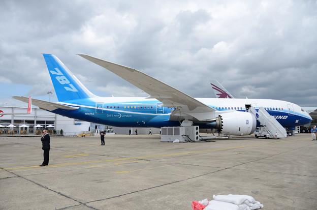 Boeing787-8 Dream Liner ZA001