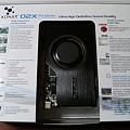 写真: Xonar D2X(箱入り)