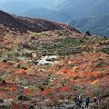 Photos: IMG_8932那須 茶臼岳 姥ヶ平の紅葉