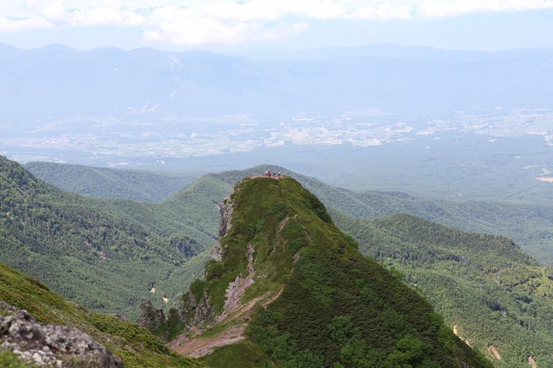 IMG_3690八ヶ岳(赤岳・横岳・硫黄岳)
