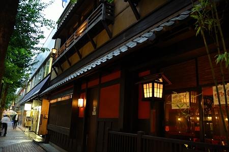銀座の小京都
