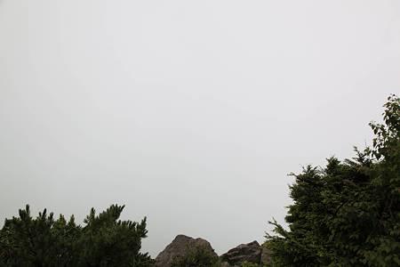 志賀高原ツーリング_20100718-134634笠ヶ岳