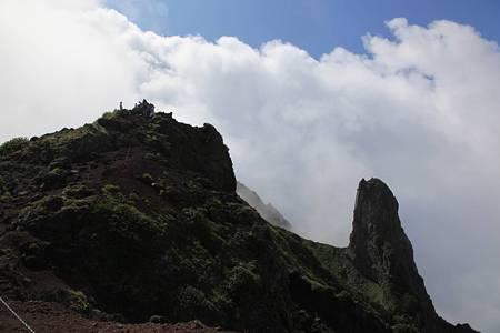 利尻岳-20100814-094612