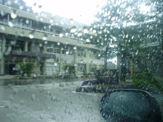 Photos: 台風4号きてます