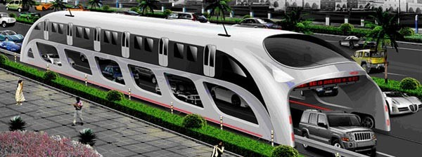 3D Express Coach by Chinese Company Aug.2010
