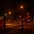 Photos: 夜の道路