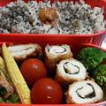 Photos: 6/7(火)中学生女子のお弁当